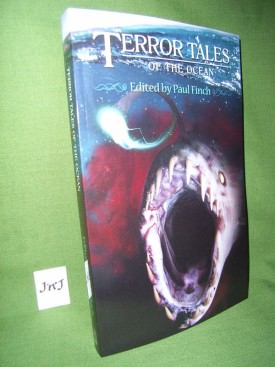 Book cover ofTerror Tales of the Ocean