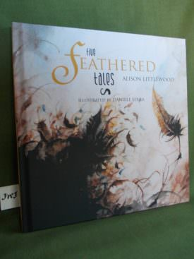 Book cover ofFive Feathered Tales