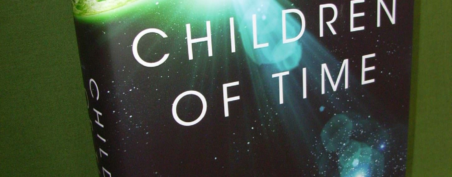 Children of Time Header