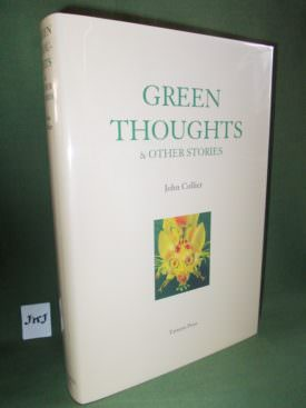 Book cover ofgreen-thoughts