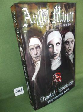 Book cover ofAngel Manor