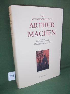 Book cover ofAutobiog Arthur Machen