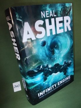 Book cover ofInfinity Engine