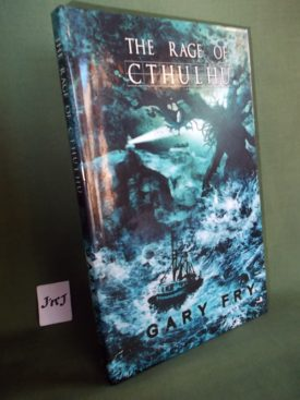 Book cover ofThe Rage of Cthulhu
