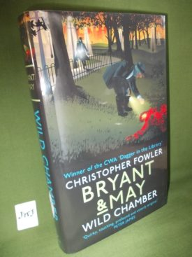 Book cover ofWild Chamber